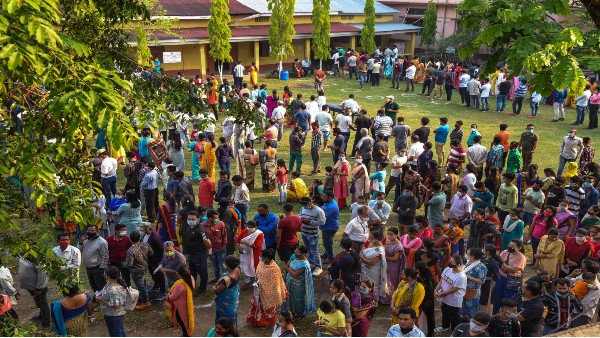Election day wrap-up: Impressive voter turnout; Clashes reported in several areas