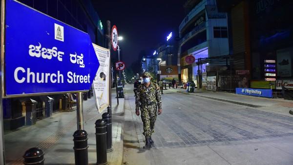 Karnataka announces 14-day lockdown amid COVID-19 surge