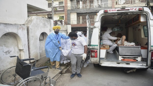 WH: US will help India with surging coronavirus cases