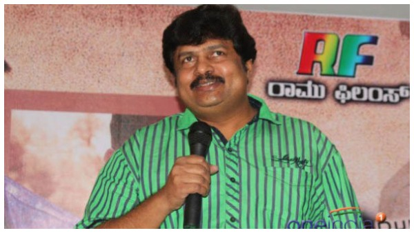 Ramu, Kannada film Producer and Malashree's Husband dies due to Covid-19