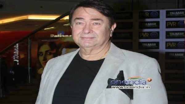 Randhir Kapoor tests positive for COVID-19, hospitalised
