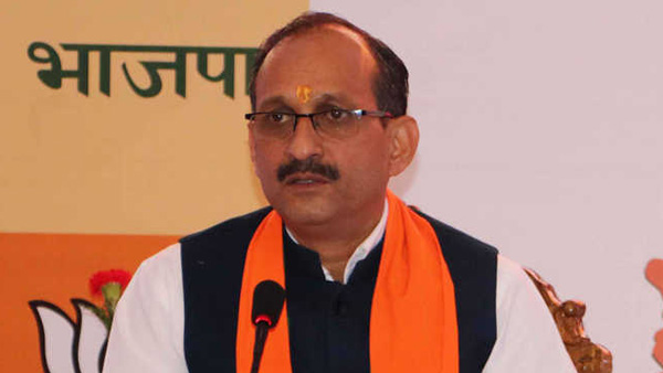EC banned Himachal BJP President Satpal Satti for 48 hours from campaigning in April 2019: