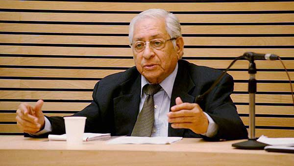 Former Attorney General Soli Sorabjee passes away after contracting Covid-19