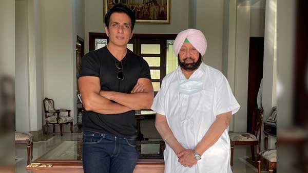 Actor Sonu Sood appointed brand ambassador for Punjabs anti-COVID vaccination programme