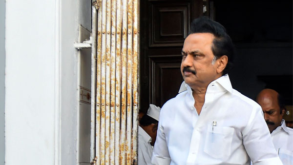 IT raids at M K Stalin's daughter's home in Chennai