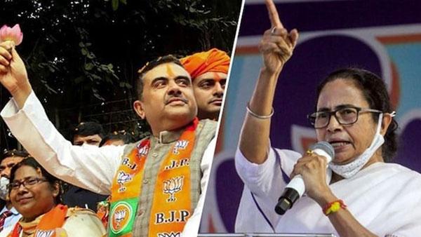 Suvendu Adhikari vs Mamata Banerjee: Who will Nandigram choose today?