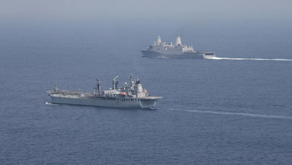 Without India's consent US Navy conducts 'Freedom Of Navigation' operation near Lakshadweep Islands