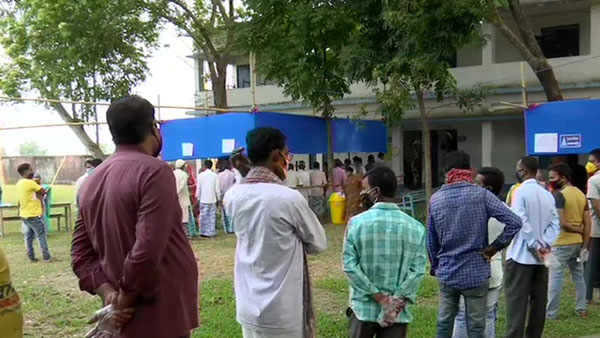West Bengal elections 2021: Polling underway for 43 seats in sixth phase amid Covid shadow