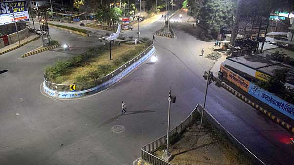 COVID-19: Night Curfew in Lucknow, Noida, Ghaziabad from 8 pm to 7 am starting today
