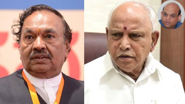 Challenges from within: How would Karnataka CM deal with his senior minister's rebellion?