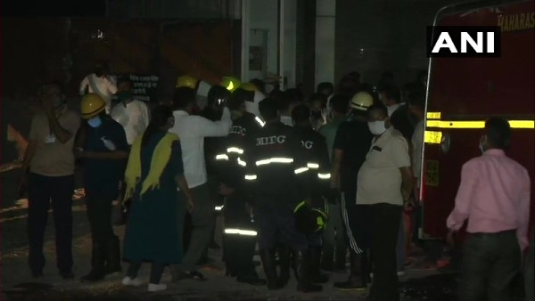 4 dead, some injured in fire at Covid hospital in Maharashtra's Nagpur