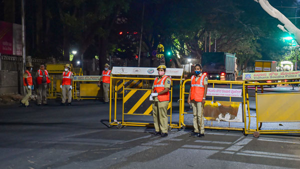 Complete Lockdown in Bengaluru from May 10: Strictly follow COVID-19 guidelines, top cop urges people