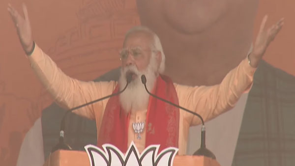 Will win over 200 seats in Bengal, TMC not cool but 'shool' says PM Modi