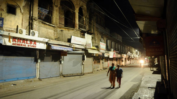 Night curfew in Delhi to continue until April 30