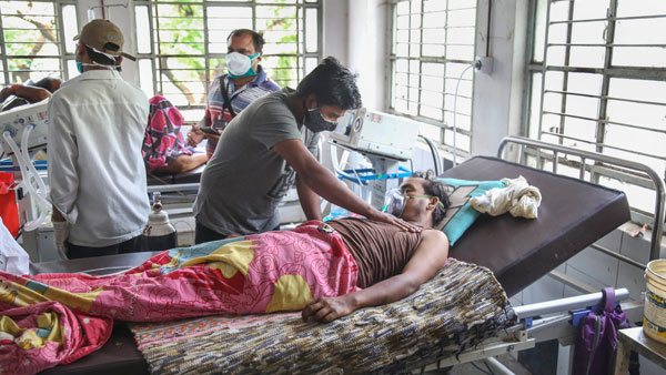 20 COVID-19 patients dead at Jaipur Golden Hospital due to low oxygen pressure