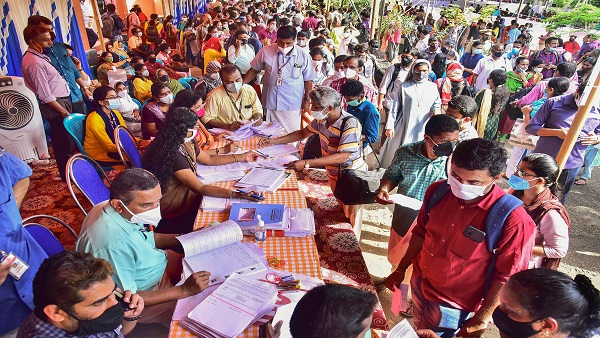 Puducherry Assembly elections 2021: Brisk polling underway