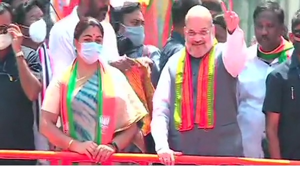 Tamil Nadu assembly elections 2021: Amit Shah appeals for 'double engine government'