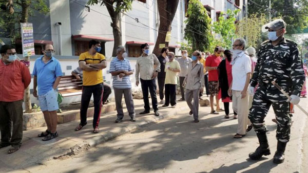 Bengal polls: Sporadic violence marks 5th phase