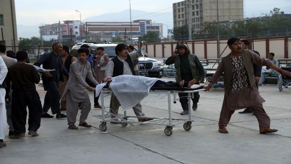 Afghanistan: Car Bomb kills at least 50, over 100 injured near girls' school in Kabul