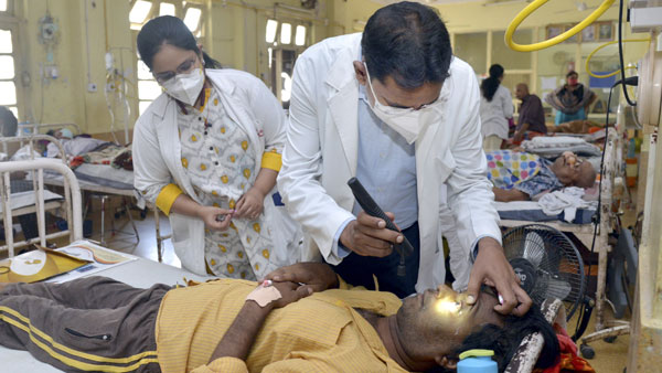 Black fungus declared notified disease under Epidemic Act in Delhi, Goa