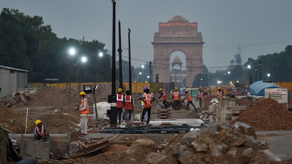 Central Vista essential, work to continue: Delhi HC rejects plea with Rs 1 lakh cost