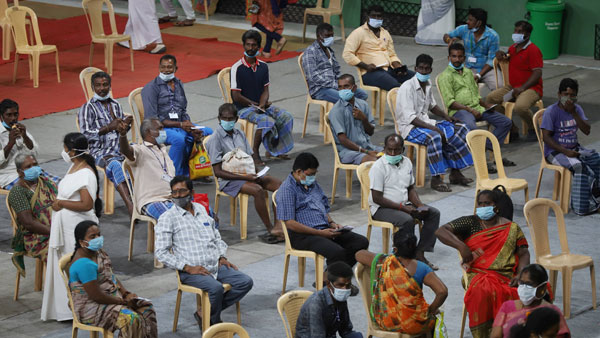 Coronavirus cases: India records 2.1 lakh new COVID-19 cases, 3847 deaths in last 24 hours