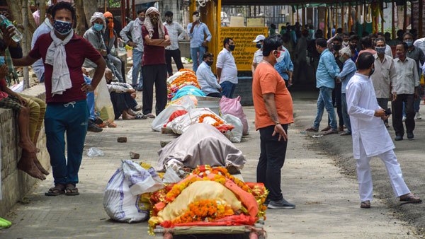 India reports 3.11 lakh fresh COVID-19 cases, 4,077 deaths in 24 hours