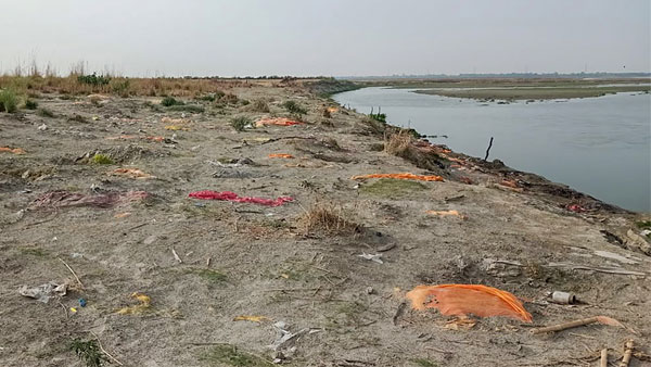 Study says no traces of COVID-19 in River Ganga