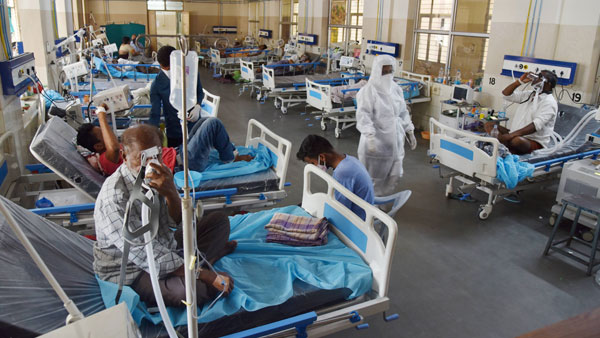 Coronavirus cases: India recorded 1.73 lakh daily new COVID-19 cases in past 24 hours