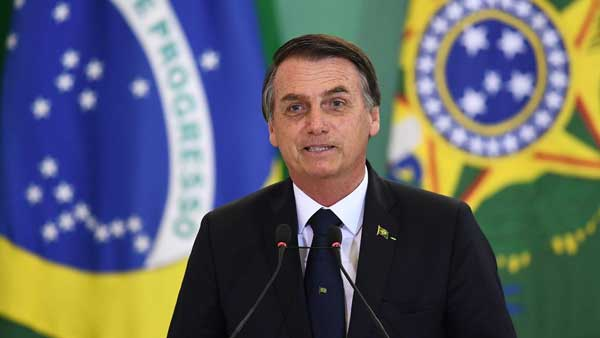 'Coronavirus made in lab to wage 'biological warfare': Brazilian President's dig at China over COVID-19