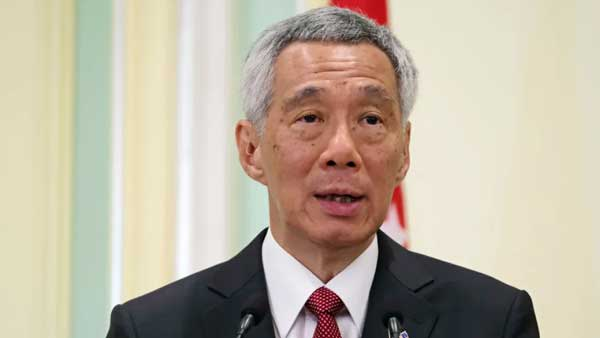 Can't slacken in efforts to check COVID-19, says Singapore PM Lee Hsien Loong