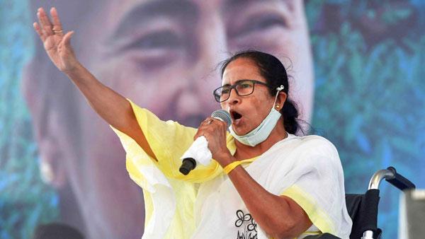 West Bengal polls 2021: Pawar, Akhilesh Yadav congratulate Mamata as TMC surges ahead of BJP