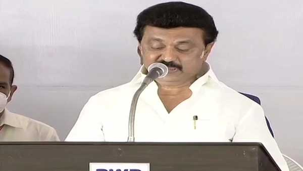 MK Stalin sworn in as Tamil Nadu Chief Minister for first time