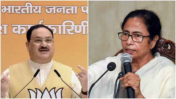 Post-poll violence in Bengal: Centre seeks report, Mamata appeals for calm ; BJP chief to visit state