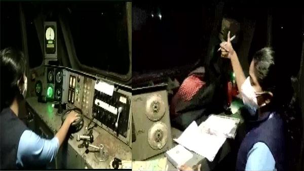 Oxygen Express piloted by all women crew reaches Bengaluru