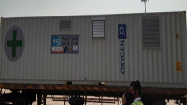 Jhalawar in Rajasthan gets oxygen plant donated by UK