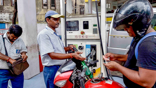 Prices of fuel hiked today; Petrol rate in Delhi increase by 26 paise