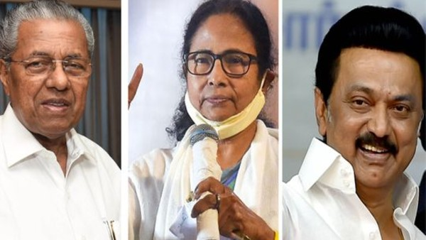 Election results 2021: Praise for Mamata for leading TMC to victory, applauds for Vijayan, Stalin for wins