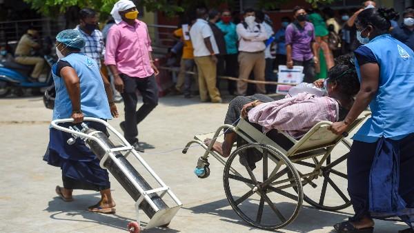 Garbage vehicle in Maharashtra takes COVID-19 patient's body to crematorium