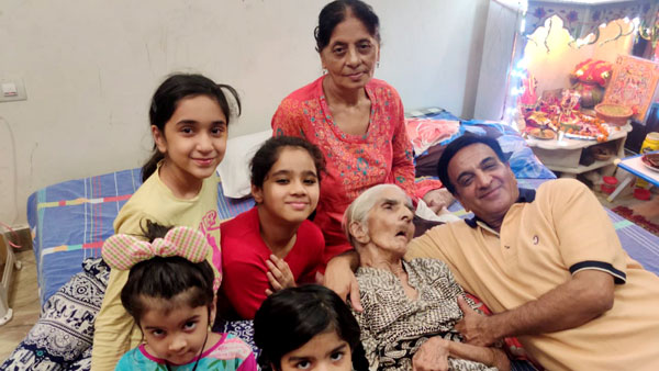 How this 96 year old Delhi lady beat COVID-19