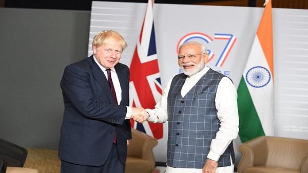 PM Modi holds virtual summit with Boris Johnson: UK PM announces 1 billion pounds worth of trade, investment