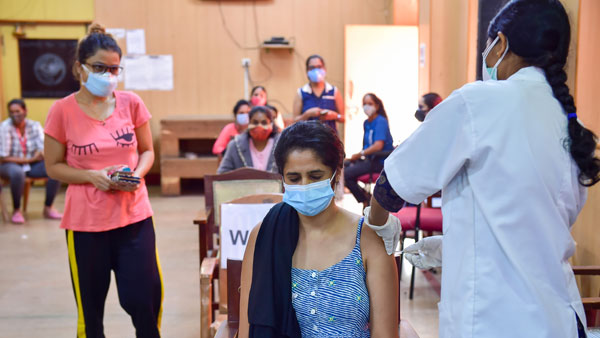 India's vaccination drive exceeds 19 crore