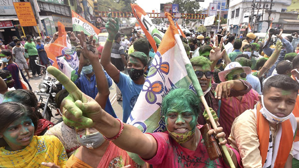 EC once again warns against victory processions