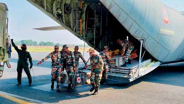 Indian Army establishes COVODi-19 management cell