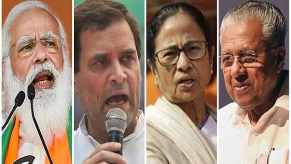 Battleground 2021: For the best on the Assembly Elections tune into Dailyhunt