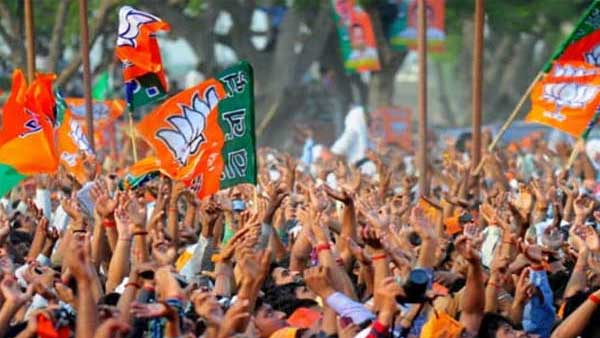 West Bengal BJP launches protest against post-poll violence