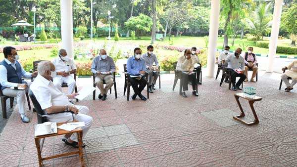 Prepare for third COVID-19 wave: BSY tells officials
