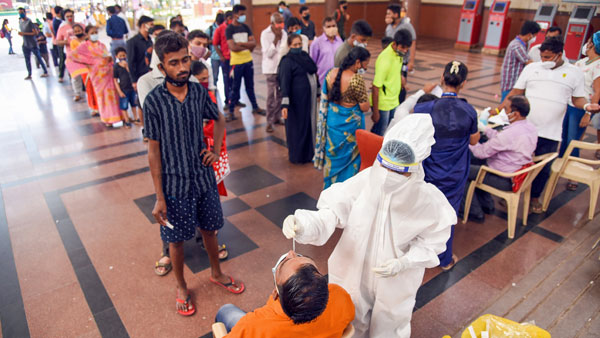 Coronavirus cases: India reports 3,48,421 new COVID-19 cases, 4205 deaths in last 24 hours