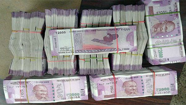 Fake currency trafficked through complex network spread in India, Bangladesh, Nepal