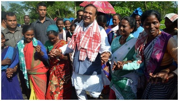 From students politics to the chair of CM: Himanta Biswa Sarma's long political journey